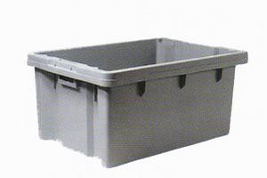 Contenitore grigio TAU 40 alimentare Cod.1409