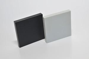 Lastre in ABS colore grigio chiaro spess. mm.25 Cod.ABSL25/G