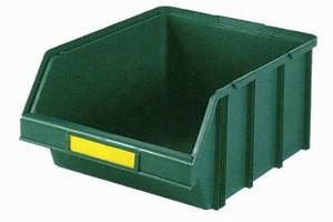 Contenitore verde ALFA 7 Cod.1107