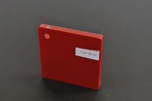 Lastra in acrilico bicolate colorate mm.5 Cod. BC05/0001