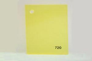 Lastra acr.giallo TR GS color.720 Cod.C03TM/720