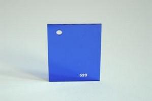 Lastra acr. blu TR GS color.520 Cod.C03TM/520