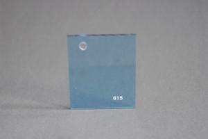 Lastra acr. azzurro TR GS color.615 spess.mm.3 tagl. C03TM/615