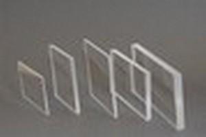 Lastra in resina acrilica colata trasp.mm.8 Cod.TR08TM