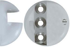 distanziali serie PUNTO argento opaco Cod.FPT4020AR