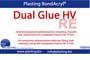 Dual Glue HV da ml.1000 colla bicomponente polimerizzante viscosità alta