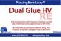 Dual Glue HV da ml.10000 tanica PE colla bicompon.polimerizzante viscosità alta