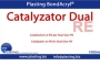 Catalyzator Dual bottiglia da ml. 1000