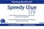 Speedy Glue ml.1000 colla rapidissima fotocatalizzante a bassa tenuta meccanica.