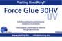 Force glue 30 HV ml.1000, fotocatalizzante polimerizzante.