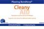 Cleany ml.1000, sgrassatore e pulitore per le parti da incollare