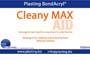Cleany Max ml.1000, detergente per ripulire e asportare le colle fresche