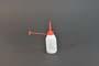 Dosatore pol.bianco cc. 50 con regolatori, tappo e sottotappo