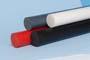 Barra tonda colore naturale cloruro di polivinile D.mm.6
