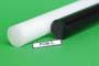 Bastone in resina acetalica naturale POM-C  D. mm.6