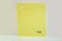 Lastra acr.giallo TR GS color.720 spess.mm.3 tagl.