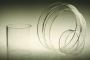 Tubo colato continuo resina acr. trasp. D.mm.150/144