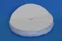 Ruota madapolan bianco per brillantare l'acrilico
