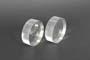 Cilindro in acrilico colato trasparente lucidi D.mm.50