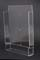 Portadepliants in acrilico TR a fili lucidi MM.210X300HX3