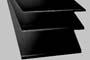 Lastra cloruro di polivinile PVC spess. mm.1 nero