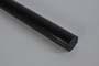 Barra tonda Poliammide 6+MOS2 colore nero D.mm.100
