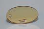 Lastra in resina acrilica a specchio oro mm.3 tagl.